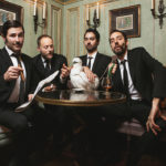 Djangofestivalen: RP Quartet, Stockholm Jazz Festival 2017